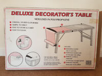 Deluxe Decorating Table