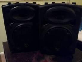 TAX Sound QR8 Speaker DJ equipment