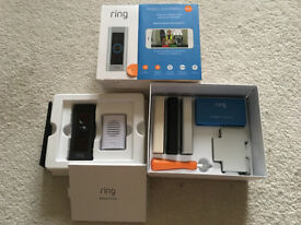 Ring PRO Video Doorbell KIT with Doorbell + Chime