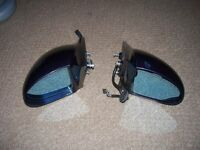 E36 Coupe AC Schnitzer Mirrors Genuine (coupe and convertible, M3, 328i, 325i, 323, 320, 318is) BMW