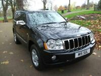 JEEP GRAND CHEROKEE 3.0 CRD Limited 5dr Auto AUX USB CRUISE PRIVATE PLATE COME WITH THE CAR 2006