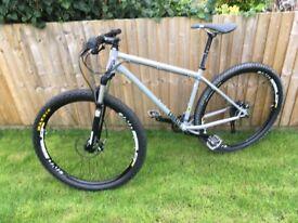 Charge Cooker 4 2015 medium (18inch) - Hardtail mountain bike