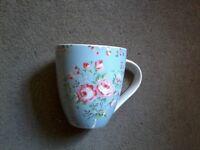 Cath Kidston floral mug