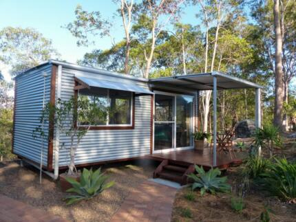 Pete's Cabins Widgee Gympie Area Preview