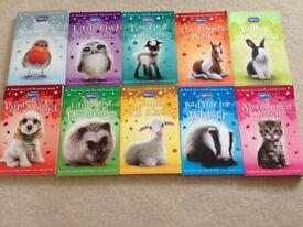 Childrens RSPCA books