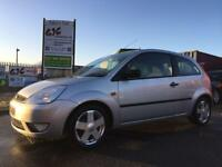 2003 FORD FIESTA ZETEC FULL HISTORY ALLOYS AIR CON