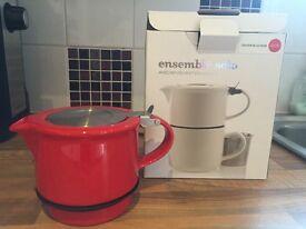 Ensemble Solo Tea for One