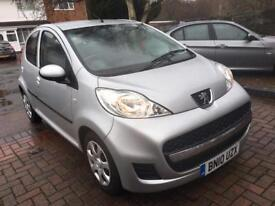 Peugeot 107 Automatic extremely low Milleage