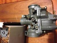 Yamaha pw50 carbs for parts