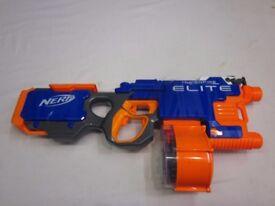 Nerf Elite Hyperfire Gun