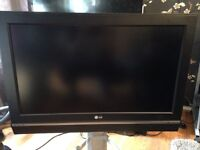 "32"" LG TV In excellent condition built in free view full HD"