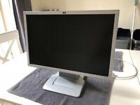 """HP w19 – 19"""" Widescreen PC Monitor – DVI/VGA"""