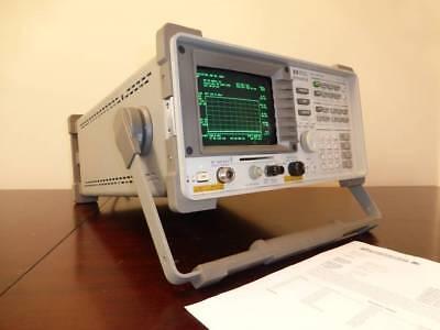 Agilent Hp 8594em 9 Khz To 2.9 Ghz Emc Spectrum Analyzer W Tracking Gen