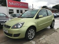 2007 07 Ford Fiesta Zetec 1.4 Petrol 5 Sped Manual One Owner Low Miles
