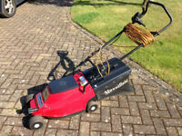 Mountford Princess 14 Electric Mower