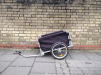 Bicycle Trailer - Good condition - universal attachment
