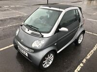 SMART CITY 'PASSION' CABRIOLET - ONLY 29000 MILES ON THE CLOCK - STUNNING EXAMPLE