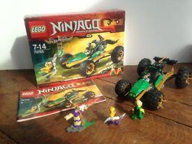 Lego Ninjago 70755 Jungle Raider