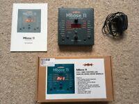 Jomox MBase 11 Full Midi Controlled Analog Bass Drum Module - Ultimate Kick Drum Machine!