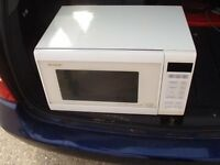 SHARP WHITE MICROWAVE OVEN JET CONVECTION OVEN AND GRILL 800w