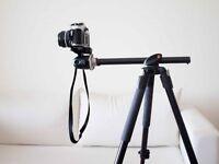 Manfrotto 190XPROB camera tri-pod