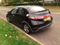 Honda Civic 1.8 petrol automatic long mot