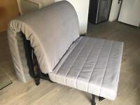 Single Ikea sofa bed