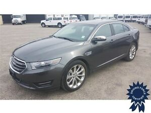2016 Ford Taurus Limited All Wheel Drive - 16,011 KMs, 3.5L V6