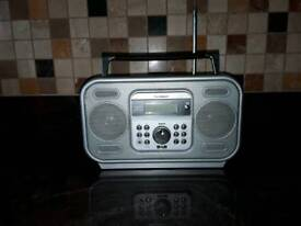 Goodmans DAB/FM Radio