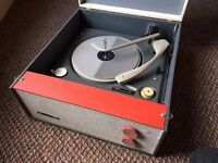 @@ Vintage Record Player @@