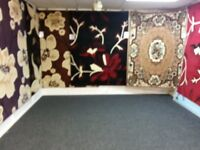 X DISPLAY RUGS ONLY £39. CHOICE 3 SIZES AT FORUM RUGS ,IRVINE.