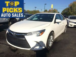 2015 Toyota Camry LE, ALLOYS, BACK UP CAMERA, POWER GROUP!