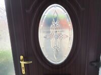 PVC door great condition