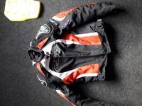 Rst tractech textile jacket