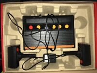 Atari Flashback 6 two controllers and 100 built in games