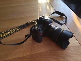 Nikon d750 SLR Camera