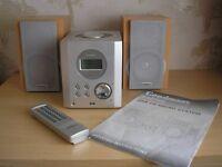 DAB CD MICRO SYSTEM