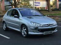 2006 PEUGEOT 206 2.0 HDI * 5 DOOR * MOT * PART EX * DELIVERY *