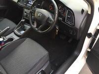 SEAT LEON 1.6 TDI DSG GEARBOX AUTOMATIC BARGAIN!!!