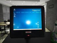 Fujitsu Touchscreen till