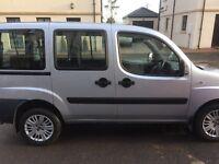 Wheelchair access Fiat Dablo 1.3 Diesel