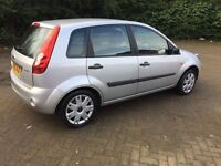 Ford Fiesta 5 door hatchback
