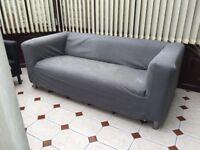 IKEA Klippan Sofa (w. 2 Covers)
