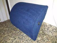 Lumber back massage cushion