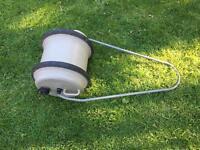 Camping water barrel