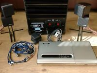 BOSE SYSTEM (RELISTED )