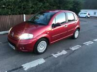 CITREON C3 2006 AUTOMATIC 80K LONG MOT 1 LADY OWNER FROM NEW