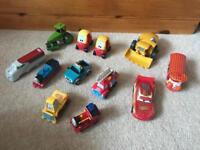 Bundle of Cars & Trains