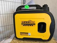 LONCIN Suitcase 1.6 kw Generator