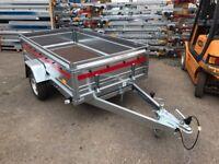 BRAND NEW TEMA PRAKTI TIPER TRAILER 236cm x 125cm x 46cm 750kg